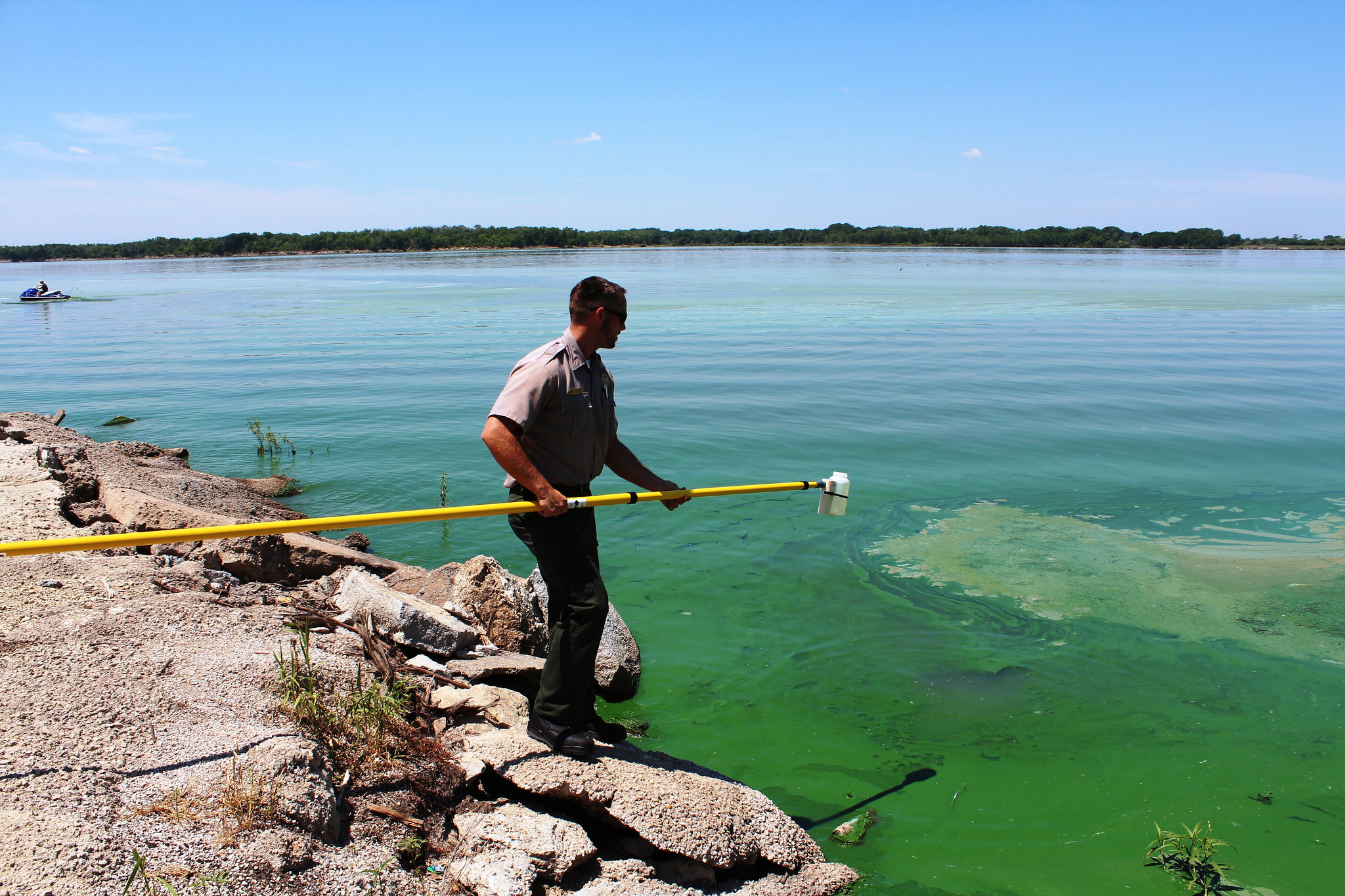 The Expanding Threat Of Algal Blooms