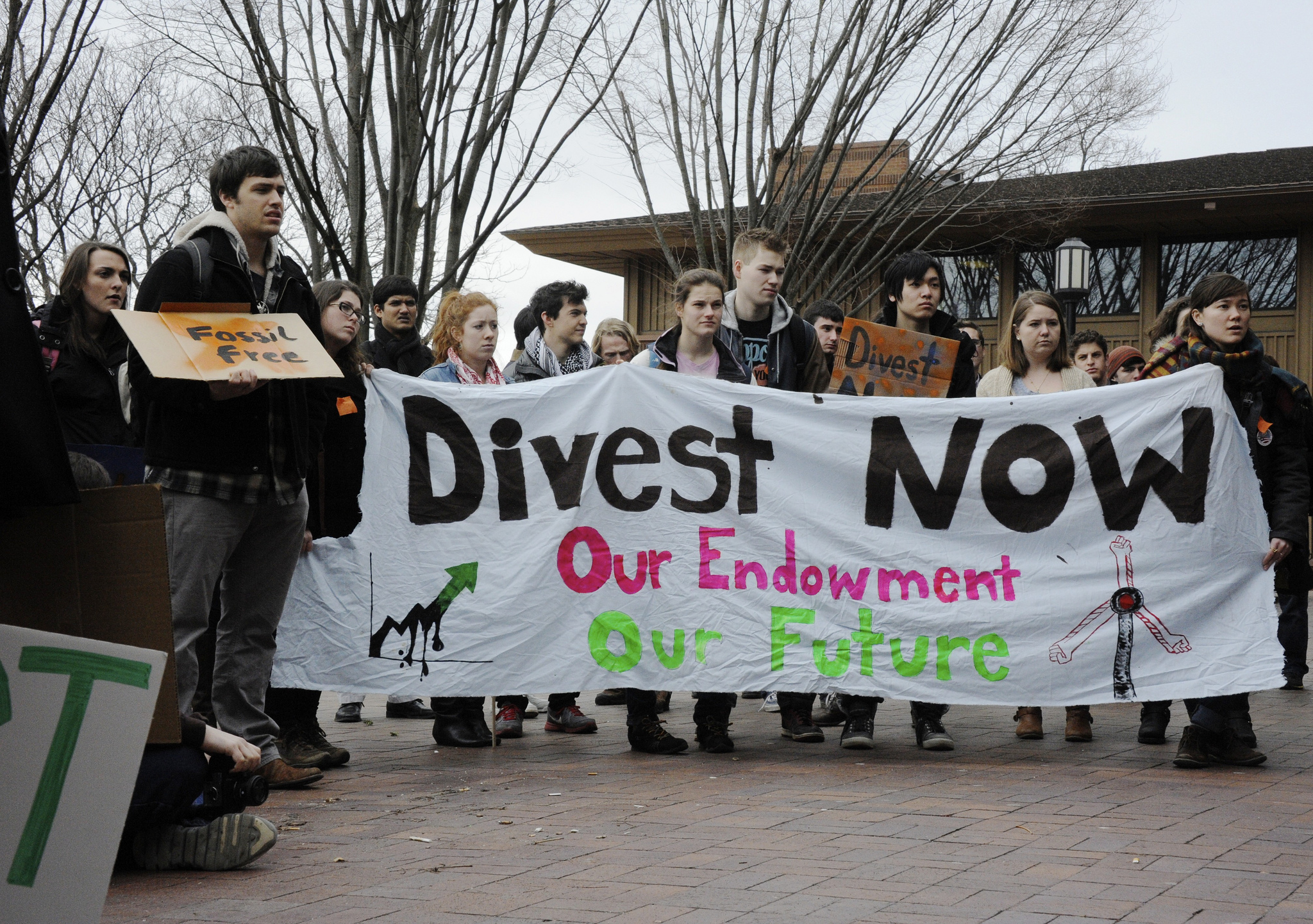 Turning Divesting Into Investing