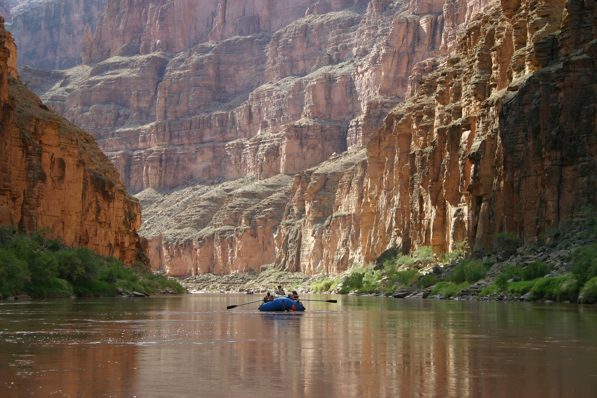 Mercury And Selenium Pollution In The Grand Canyon
