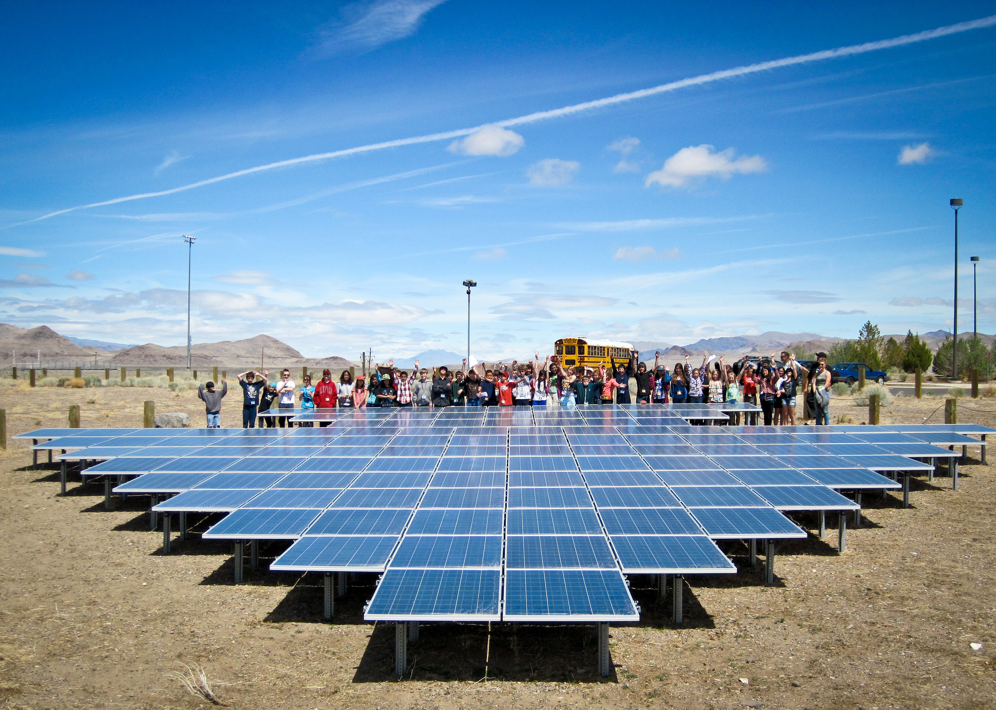 Solar Power And The Landscape