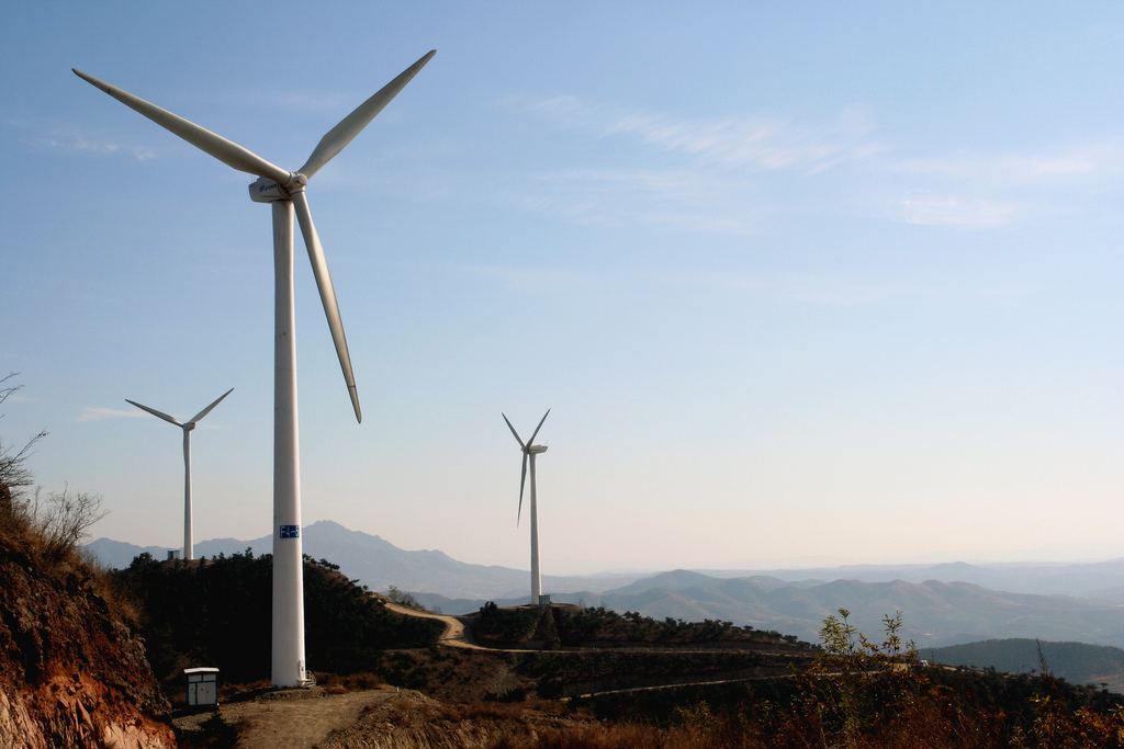 China And Renewable Energy