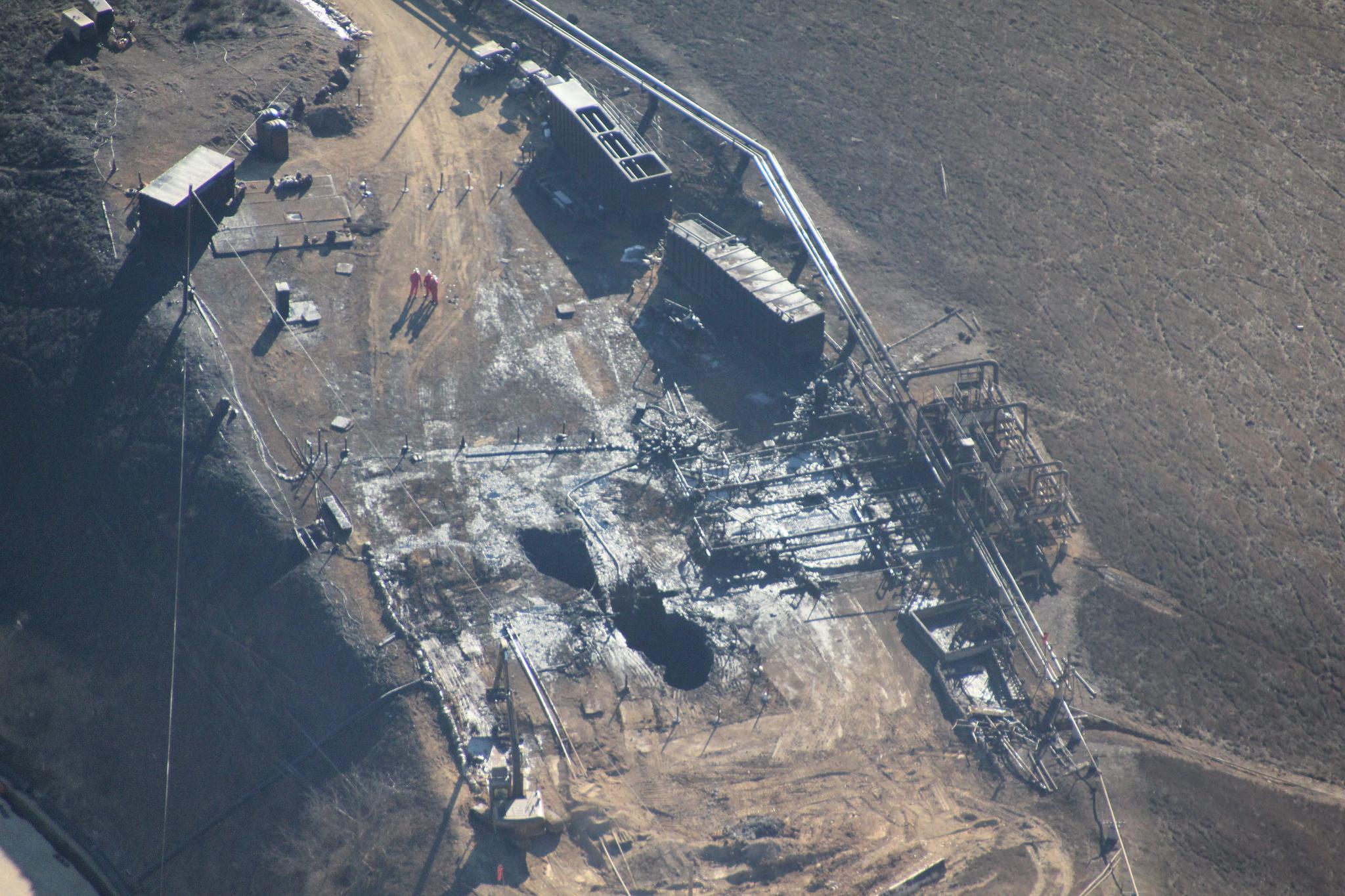 California's Methane Leak
