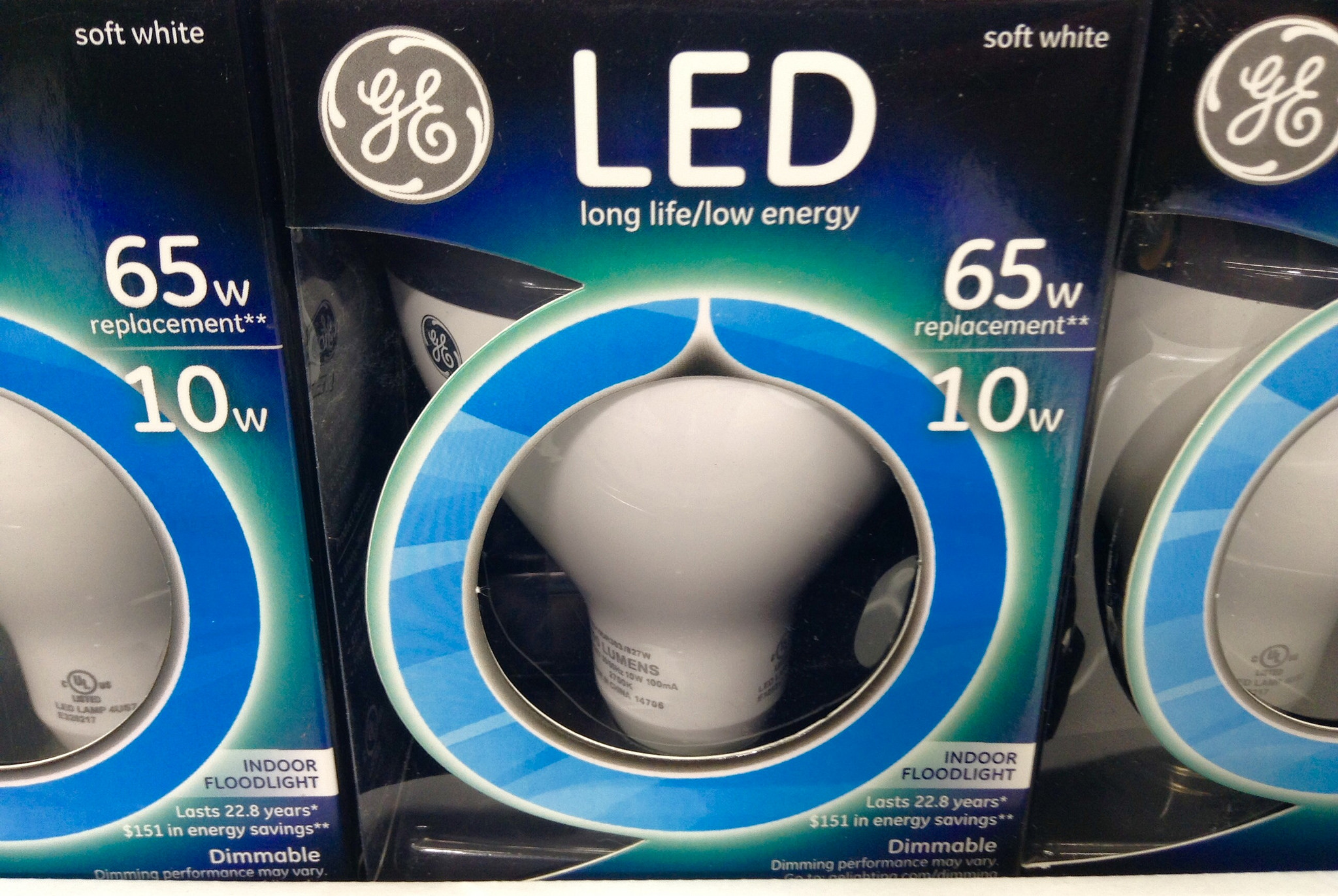 Keeping Up With Light Bulbs