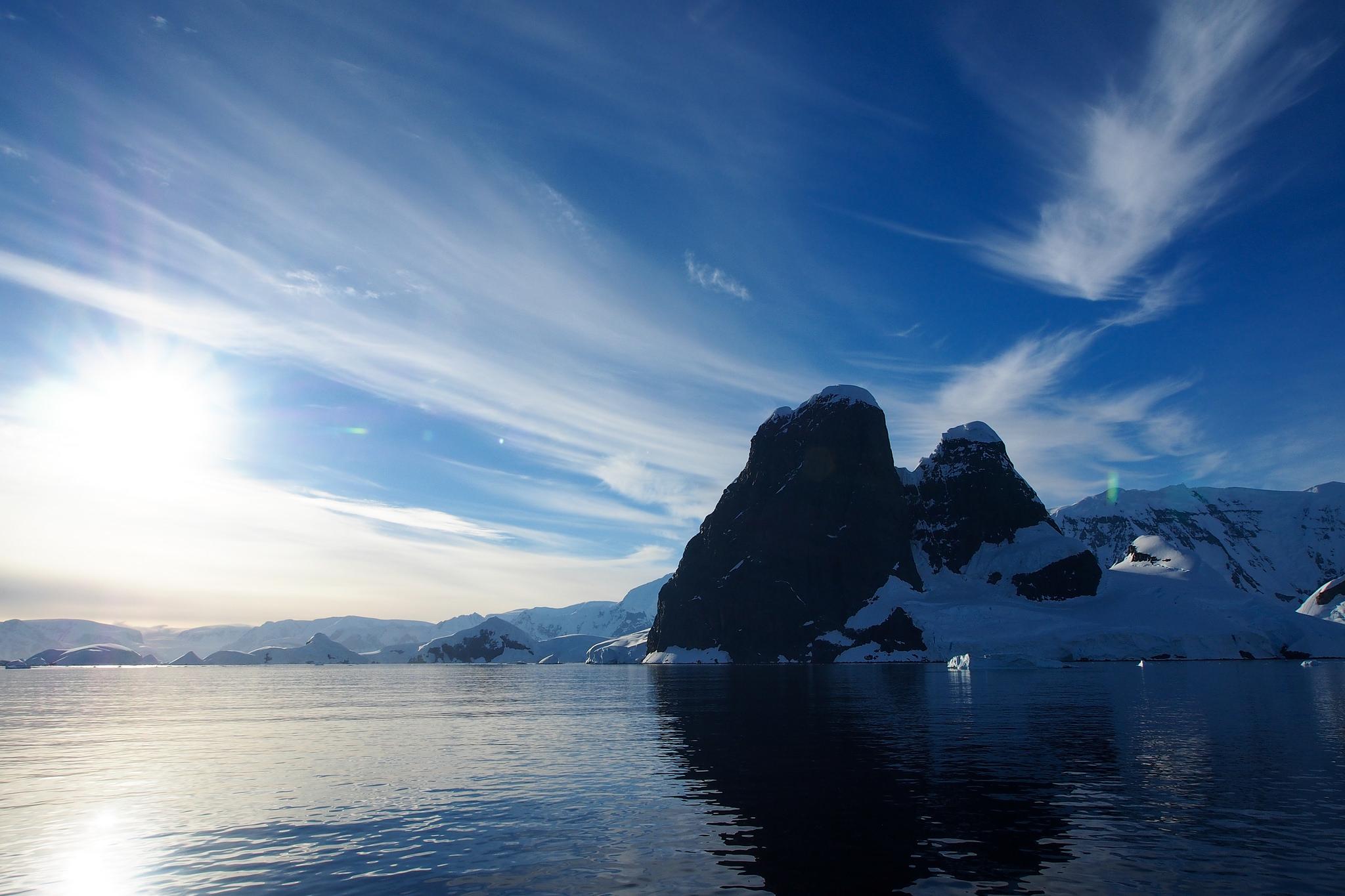 The Shrinking Ozone Hole