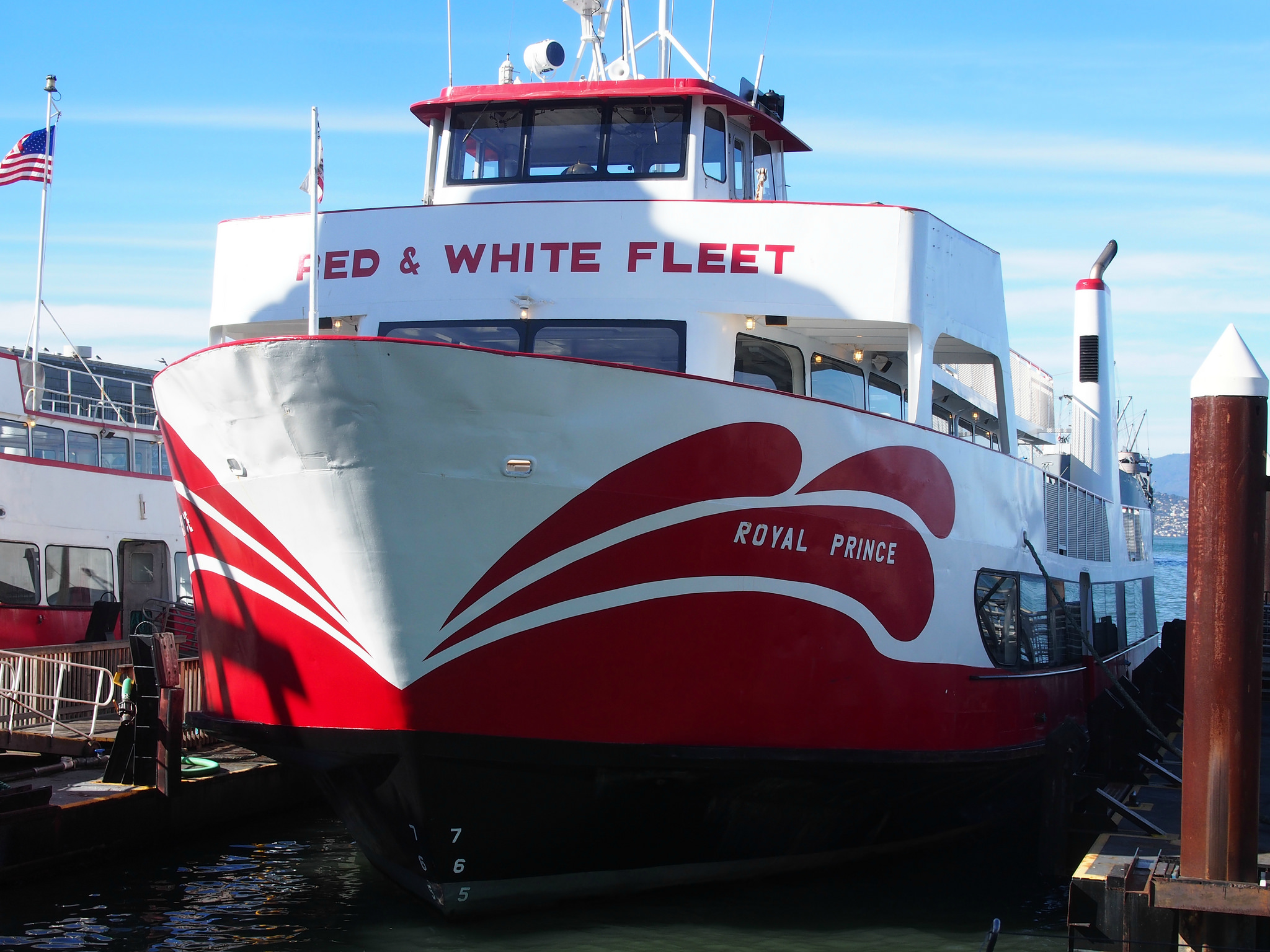 A Hydrogen-Powered Ferry