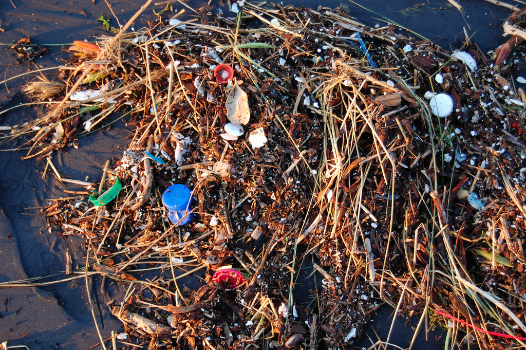 Repurposing Ocean Plastic