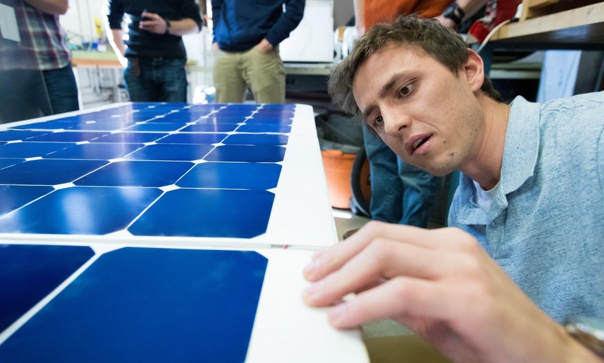 Student-Led Solar Revolution