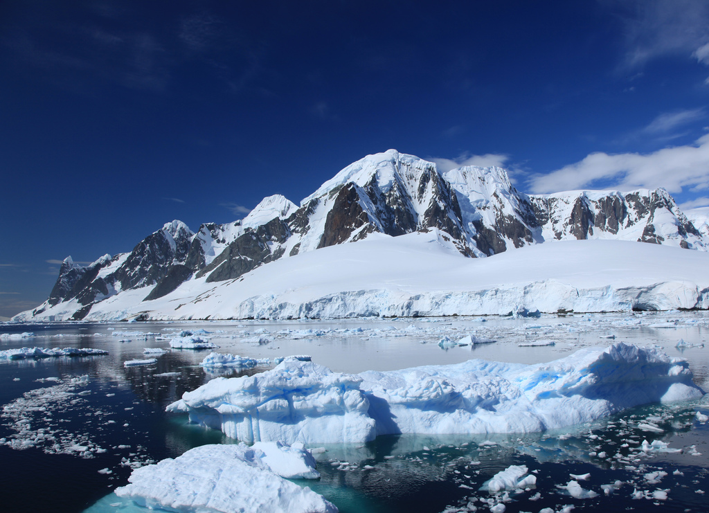 More Ice In Antarctica