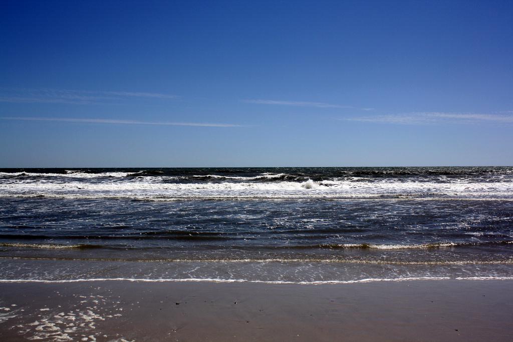 The Ocean As A Heat Sink