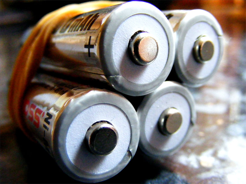 A New Low-Cost Battery