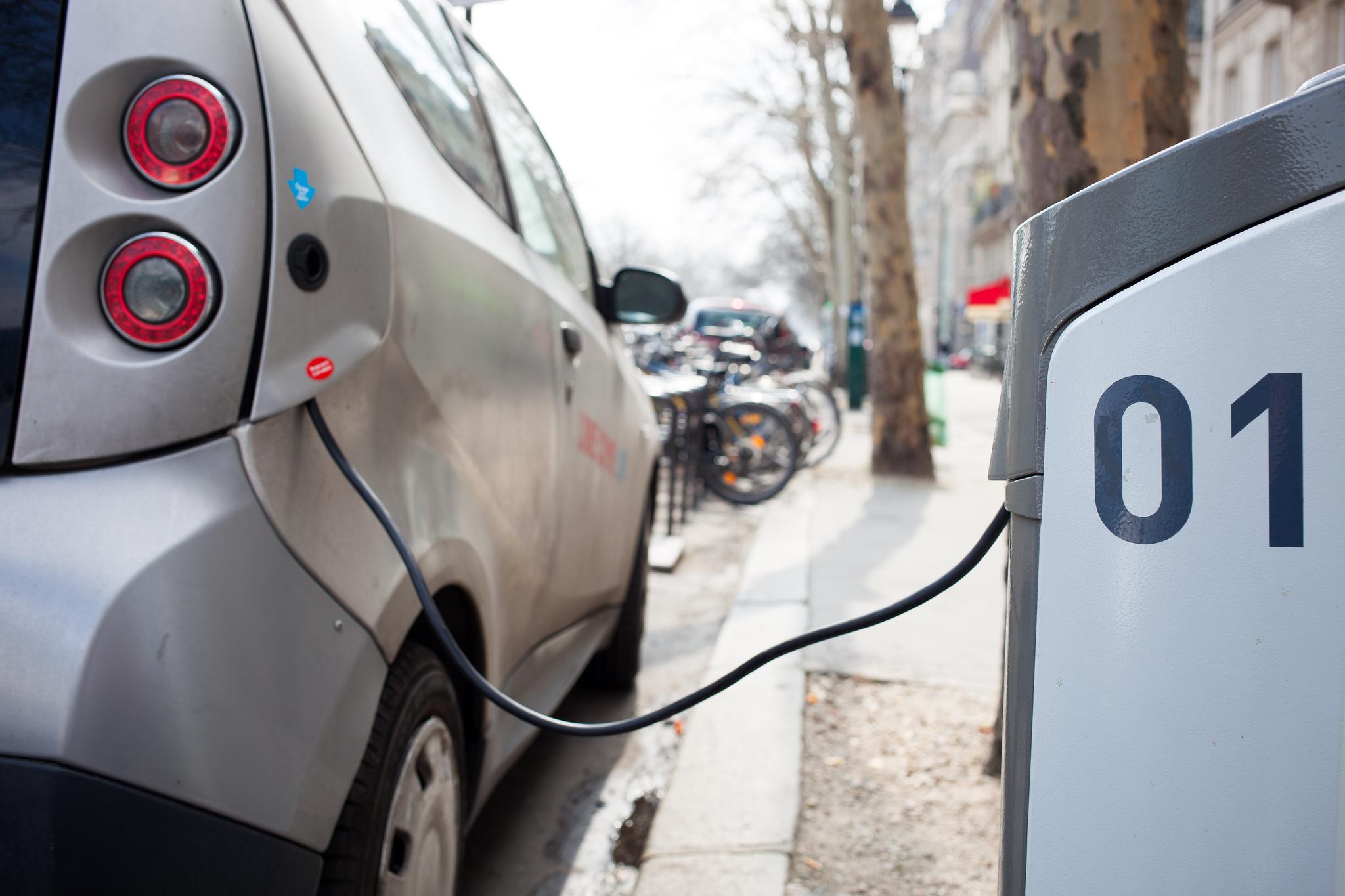 Europe's E-Mobility
