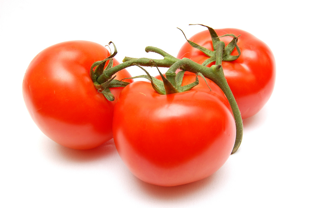 Restoring The Taste Of Tomatoes