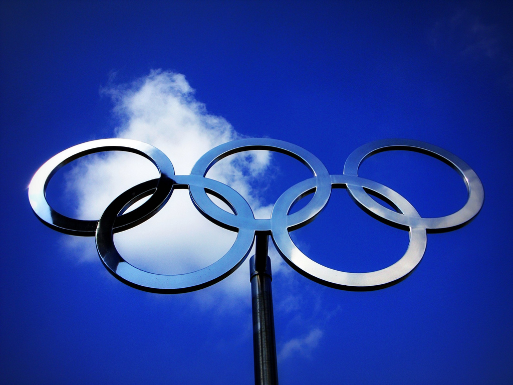 Recycling And Olympic Medals