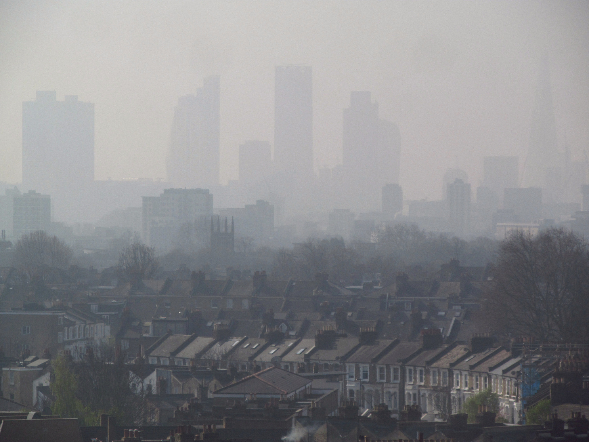 Cleaning Britain's Air