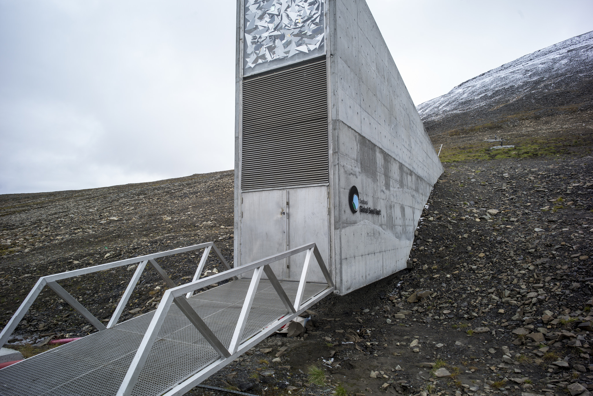 The Doomsday Seed Vault