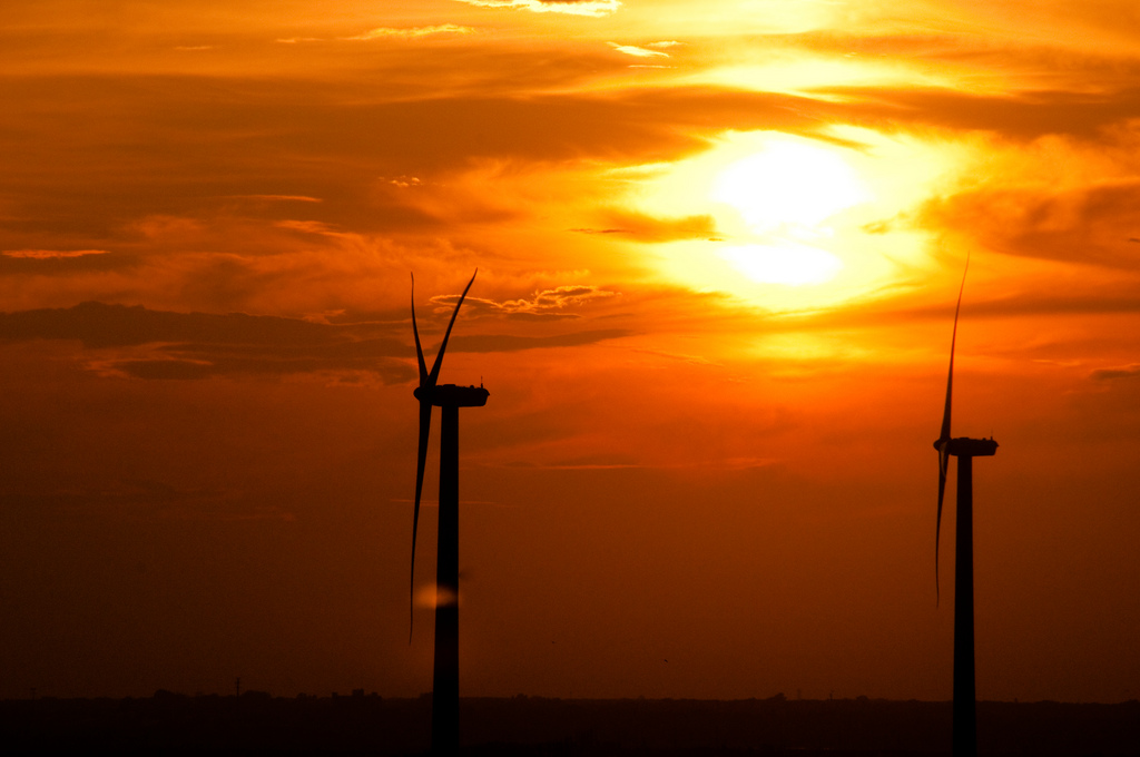 Surging Wind Power In The U.S.
