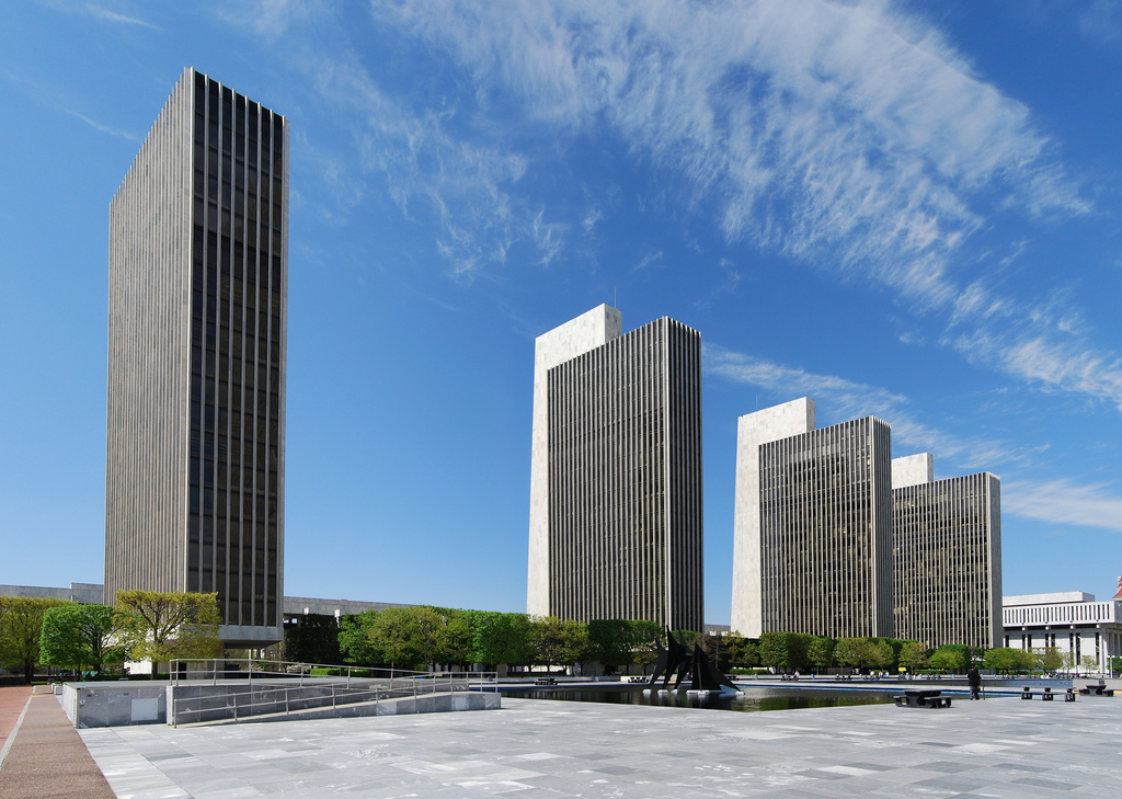 A Microgrid in New York's Capital