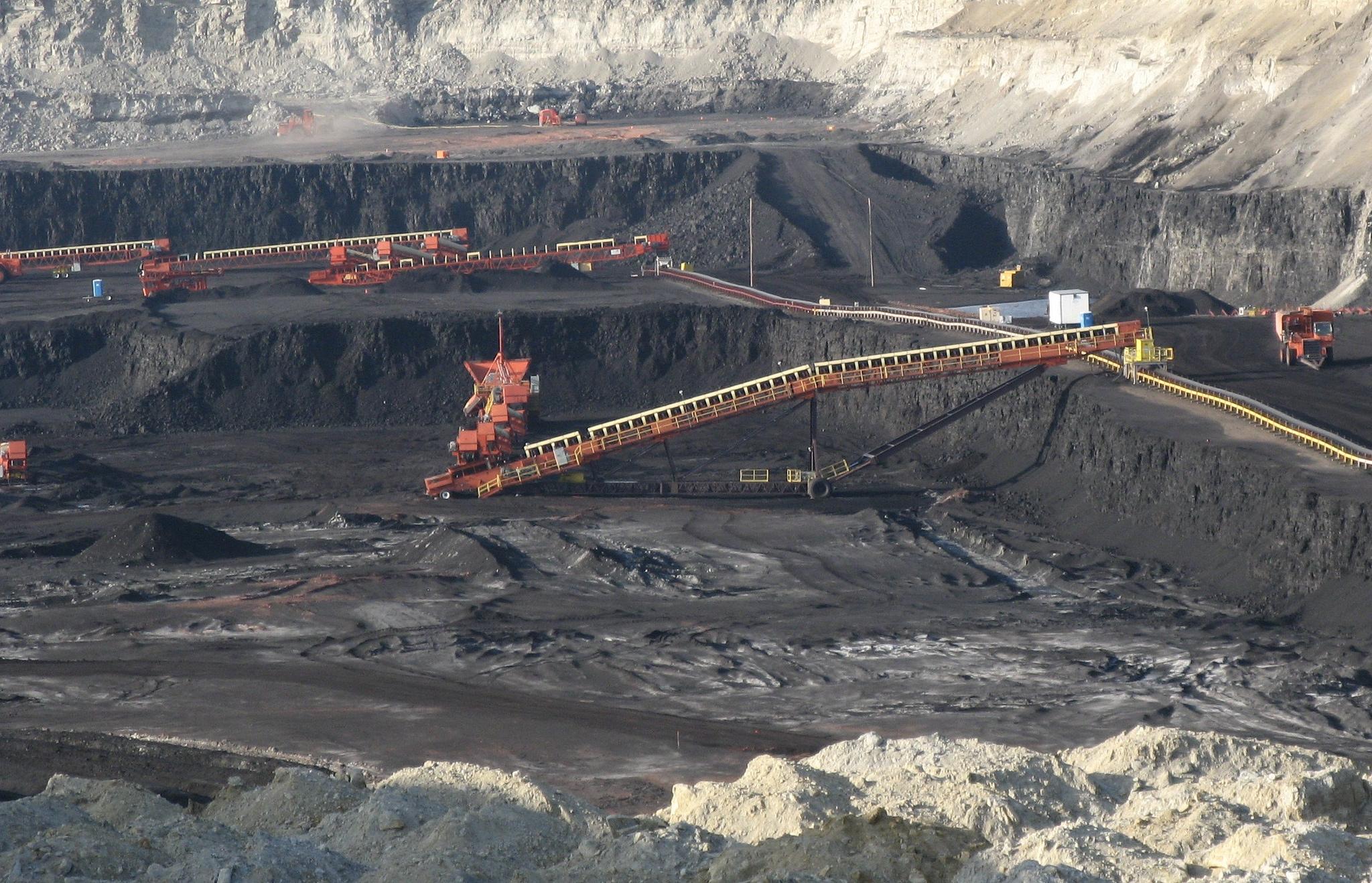 A Record Drop In Coal Consumption