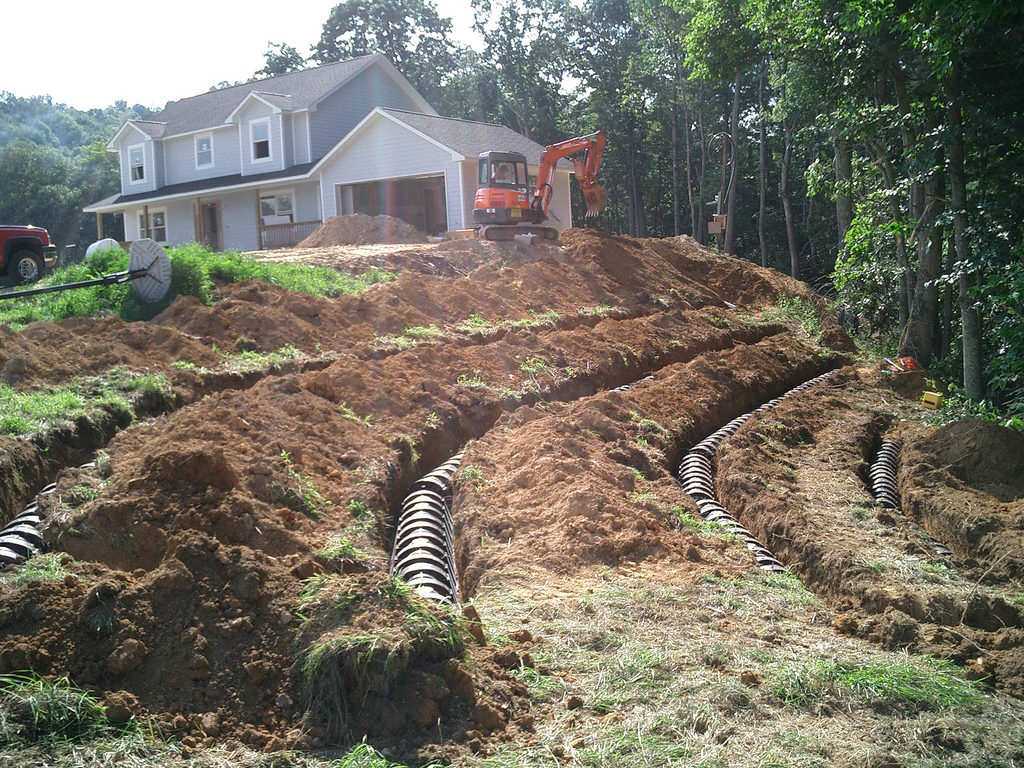 Septic Systems And Water Contaminants