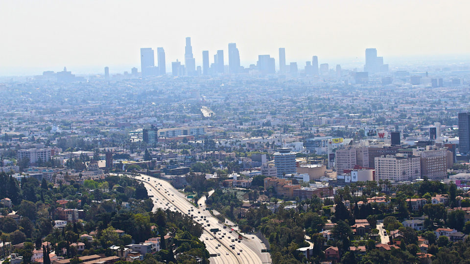 The Changing Face Of Air Pollution