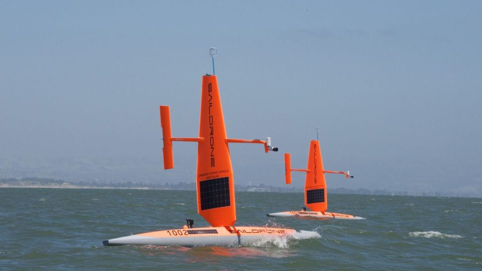 Saildrones For Science