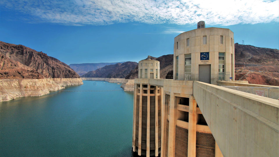Hoover Dam As A Giant Battery