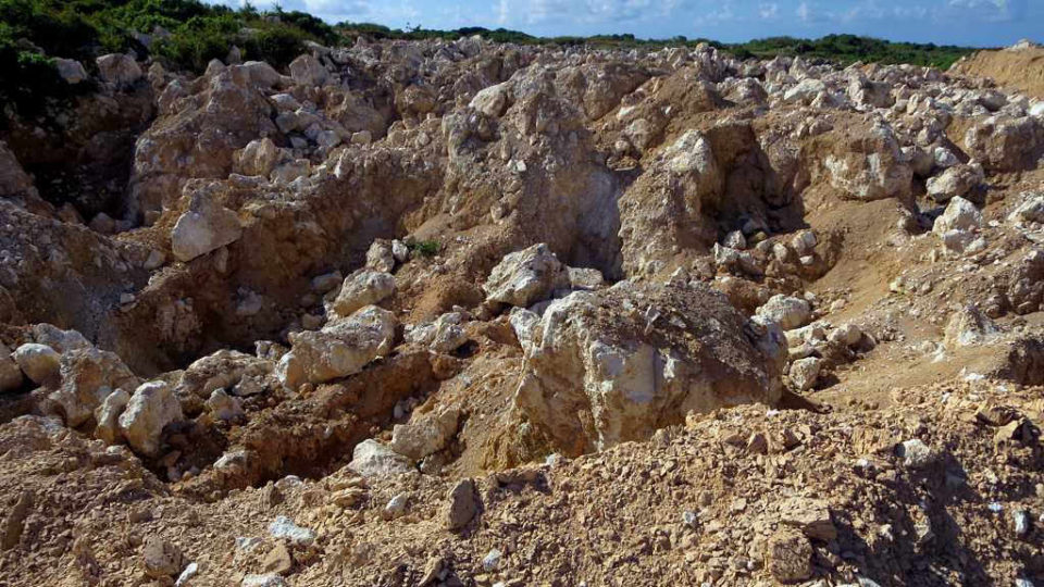 Rare Earths From Mining Waste