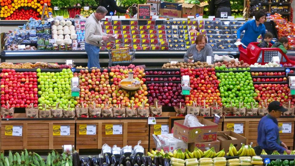 Supermarkets And Zero-Waste