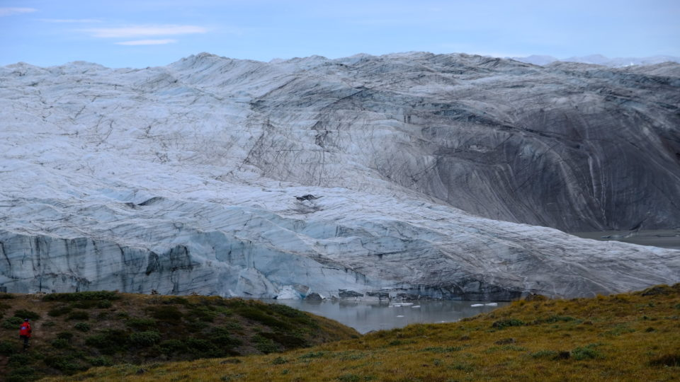 Degraded Permafrost In The Arctic