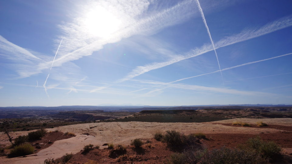 Contrails And Climate Change