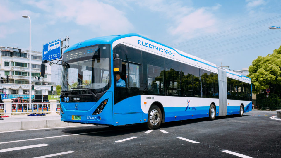 Electric Buses In Latin America