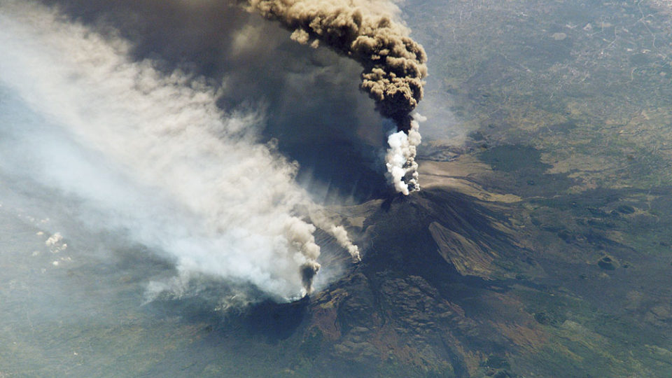 Geoengineering And Volcanoes